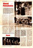 Статья в газете «Mantsala» от 7 июня 1983 г. (Финляндия)