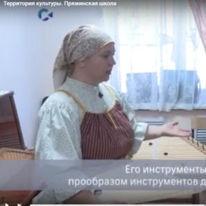 САМПО ТВ 360º о проекте KANTELE-GO! в Пряже
