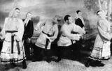 «Шестерка в тройках», 1950-е гг