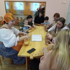 Кантеле мастер класс в детском саду