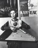 Валентина Матвеева – по словам Раутио, «гибкий музыкант необычайного дарования»
