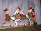«Шестерка в тройках» в исполнении юных артистов Молодежной студии «Кантеле». Отчетный концерт 2005 г.