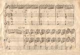 «Бой старинных часов» В.Гудкова в переложении В.Салопа для трио кантеле. Из архива «Кантеле»