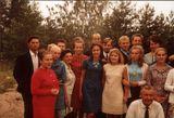 На гастролях в Финляндии, 1970-е годы