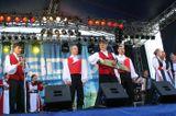 «Кантеле» на Международном фестивале живой музыки «Воздух» с Сергеем Галаниным. 2006 г.
