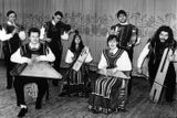 Артисты «Кантеле» в начале 1990-х гг.