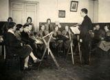 Оркестр «Кантеле» в Детском доме. 20 октября 1932 г.