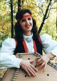 Ирина Шишканова – заслуженная артистка Карелии (кантеле)
