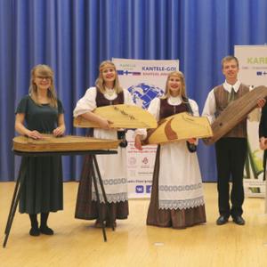 Кантеле покорило сердца зрителей в Карелии и Финляндии