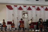 Ансамбль виолончелистов (рук. Е.А. Канаева)
