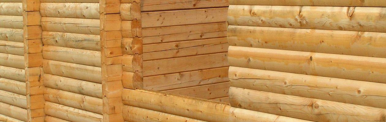 Строительство домов из бруса в Петрозаводске