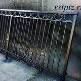 Элемент ограждения. Ограждения с элементами ковки в Петрозаводске.