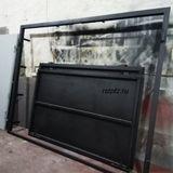 Лучшие гаражные ворота в Петрозаводске, усиленная комплектация