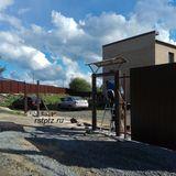 Откатные ворота длина 7 метров, подготовка