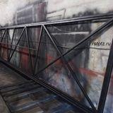 Откатные ворота длина 7 метров