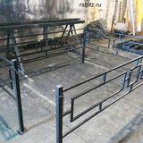 Изготовление оградок в Петрозаводске