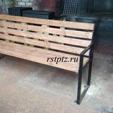 Скамейка садовая от Компании РСТ. Петрозаводск.