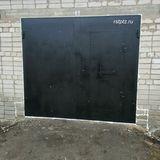 Ворота в гараж. Петрозаводск.