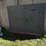 Гарвжные ворота от компании Ремстройторг, г. Петрозаводск.