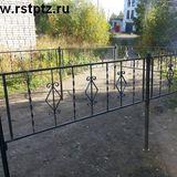 Оградки, собственное производство. Петрозаводск. Карелия.