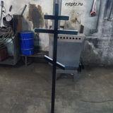Кресты, столики, скамейки