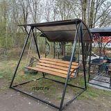 Качель - скамейка от компании Ремстройторг