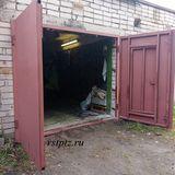 Ворота в Петрозаводске