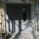 Двери металлические под заказ от компании Ремстройторг