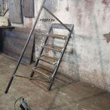 Лестница из металла. Петрозаводск.