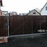 Откатные ворота длина 6 метров