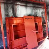 Гаражные ворота, сталь 3 мм, Петрозаводск