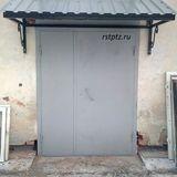 Двери стальные, нестандартные размеры. Петрозаводск. Карелия.