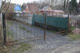 Ворота дачные 8000 руб.