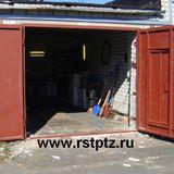Ворота в гараж, любые размеры
