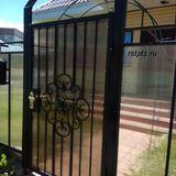 Калитка в забор