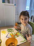 Суворова Ника, 4 года. Мой дом самый красивый