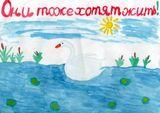 Медетов Артур, 6 лет (Белый лебедь)
