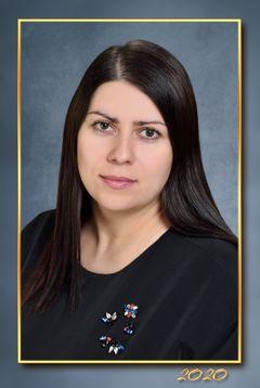Гарькуша Марина Александровна