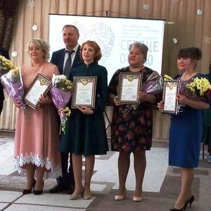 Закрытие муниципального этапа конкурса «Воспитатель года 2021»