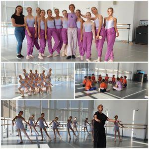 Воспитанники Самарского хореографического училища учатся в «Сириусе»