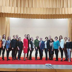 Поздравляем педагогов Самарского хореографического училища с успешным участием в конкурсе педагогического мастерства!