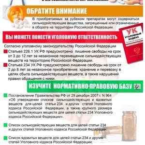 Памятка о безопасной покупке лекарственных препаратов, биологически активных или пищевых добавок в зарубежных интернет-магазинах.
