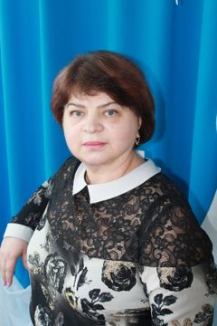 Середа Татьяна Петровна