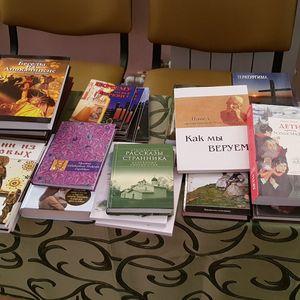 День Православной книги в СДК Истье