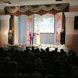 Концерт посвященный 8 Марта ГДК г.Жуков