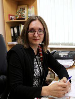 Хисматуллина Екатерина Валерьевна
