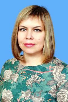 Семенова Евгения Николаевна