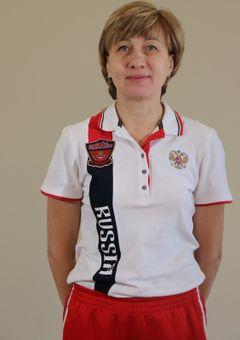Чайковская Светлана Викторовна