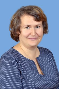 Комарова Анна Валерьевна