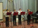 Ансамбль флейтистов ДШИ №3 (рук. Селезнева О.В.)